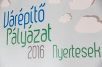 Várépítő pályázat díjátadó ünnepség 2016. június 7.